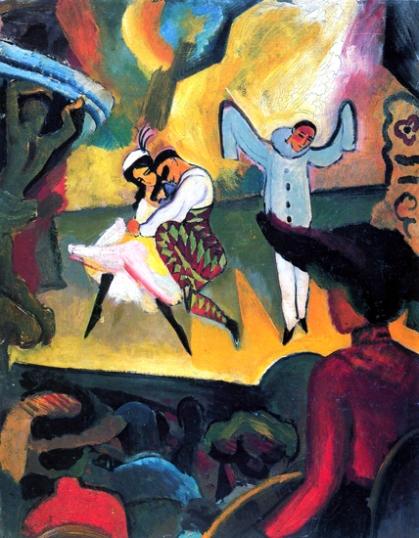 Russian Ballet I