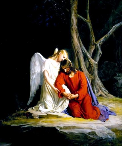 ゲツセマネの祈り