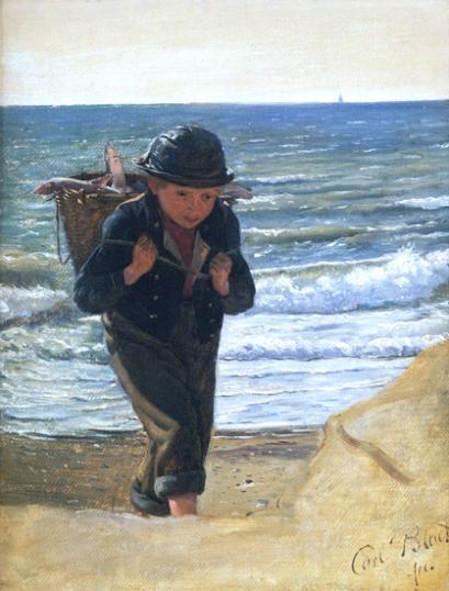 A Fisherboy