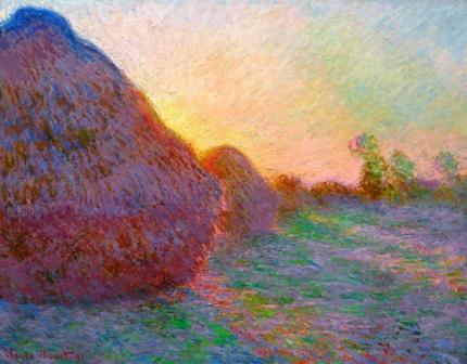 Haystacks (Meules) 1890