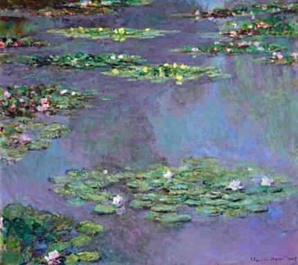 Nymphéas (1905)