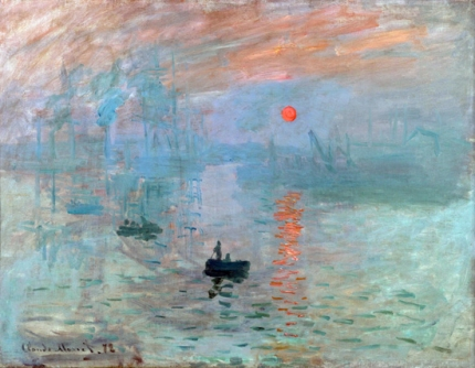 Impression, Soleil Levant 1872