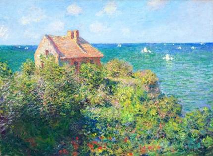 Fisherman's Cottage at Varengeville