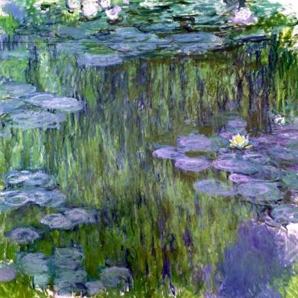 Nympheas at Giverny
