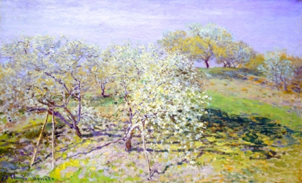 Spring (Fruit Trees In Bloom)