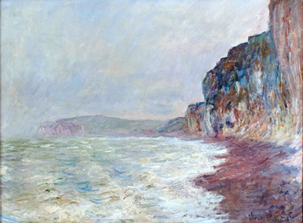 The Cliffs, Grey Weather, 1882