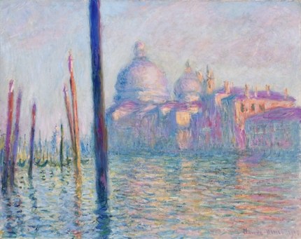 Le Grand Canal 1908