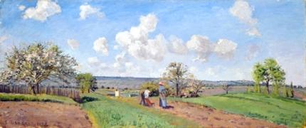 Les Quatre Saisons-Le Printemps 1872