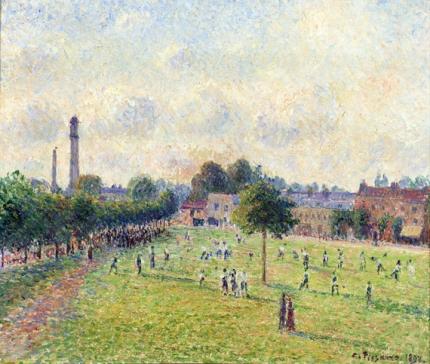 Kew Green 1892