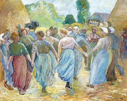 La Ronde 1892