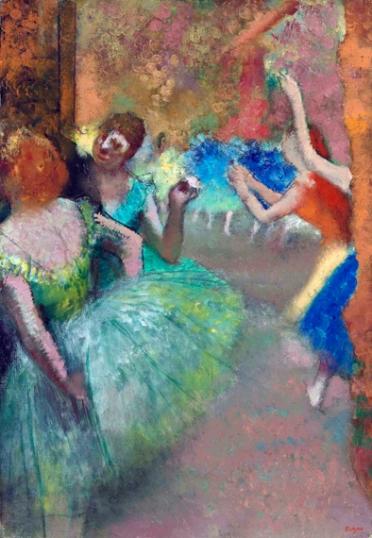 Scène De Ballet 1885
