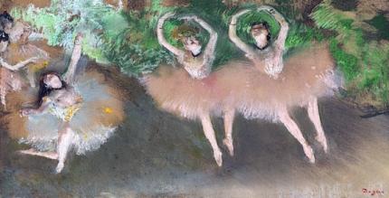 Ballet Scene 1879