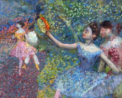 Danseuse Au Tambourin 1897