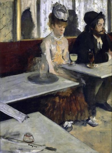 In a Caféin a Café 1873
