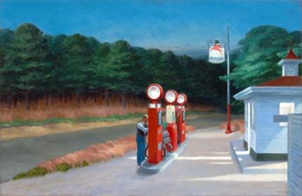 Gas 1940