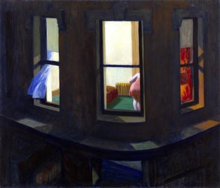 Night Windows 1928