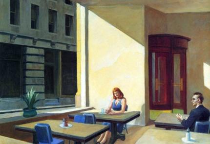 Sunlight in Cafeteria