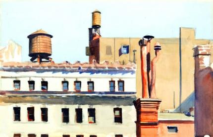 Rooftops 1926
