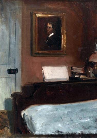 Artist's Bedroom, Nyack