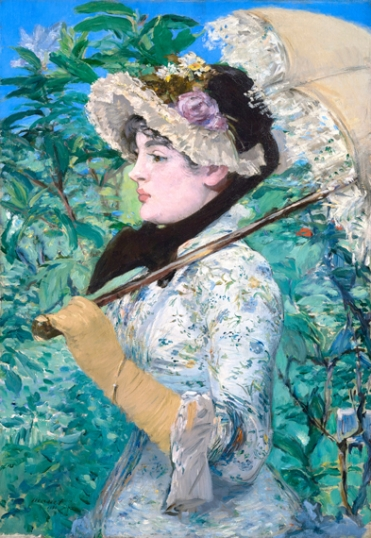 Jeanne (Spring) 1881