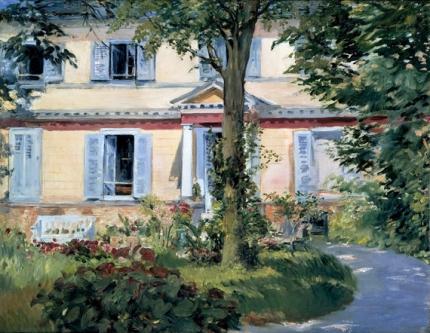 リュエイユの家