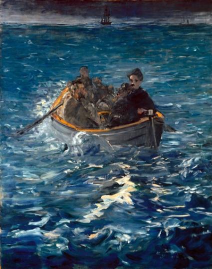 Rochefort's Escape 1881