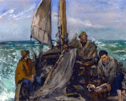 The Toilers of the Sea 1873