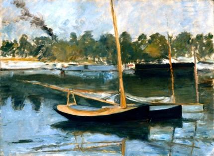Argenteuil, Boat (study)