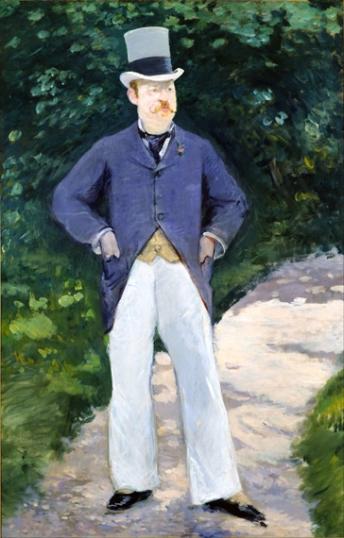 Portrait of Monsieur Brun 1879