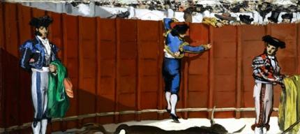 The Bullfight 1864