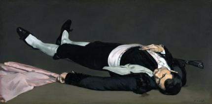 The Dead Toreador 1864