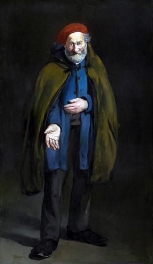 Beggar with a Duffle Coat (Philosopher)