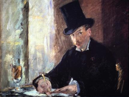 Chez Tortoni 1875