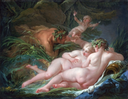 Pan and Syrinx 1759