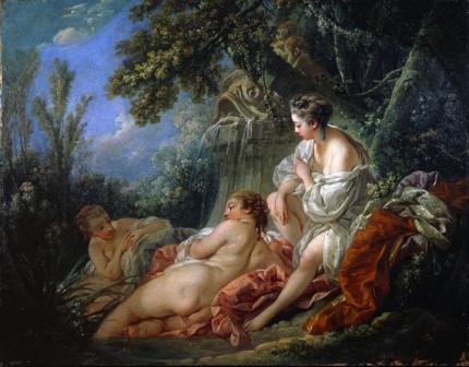 The Four Seasons- Summer 1755