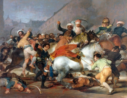The Second of May 1808 or The Charge of the Mamelukes 1814