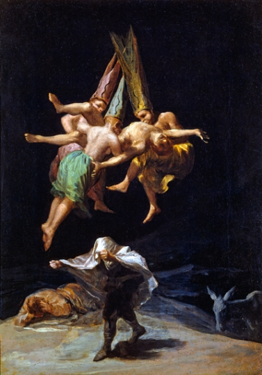 The Witches' Flight 1798