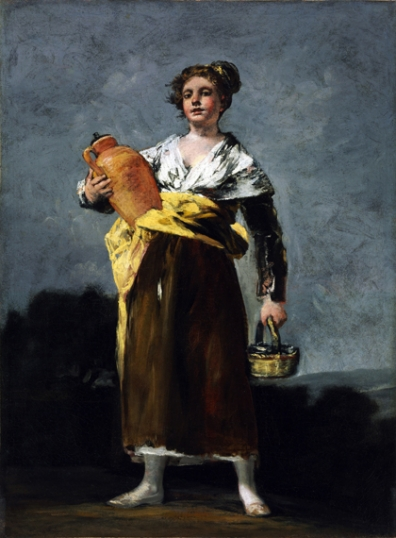 The Water Carrier (