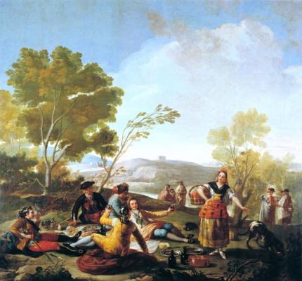The Picnic 1776