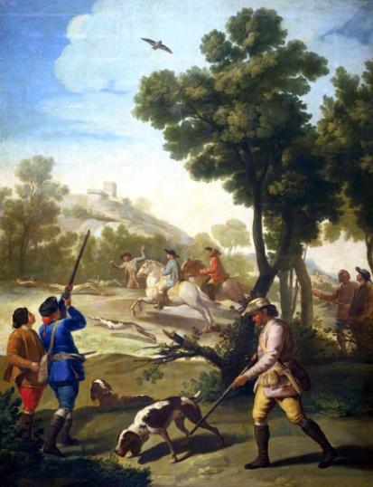 The Quail Shoot 1775