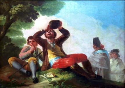 The drinker 1777