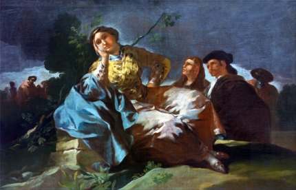 La cita 1780