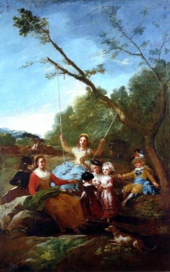 The swing 1779
