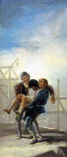 The injured mason 1786 1