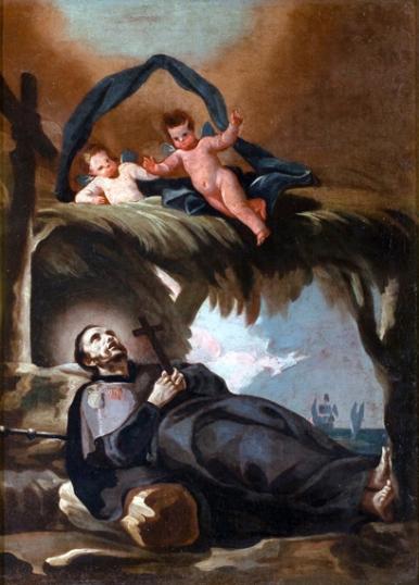 The Death of Saint Francis Xavier