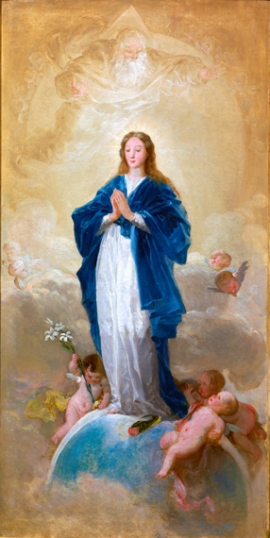 The Immaculate Conception 1784
