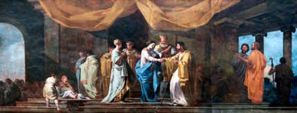 The Marriage of the Virgin 1774
