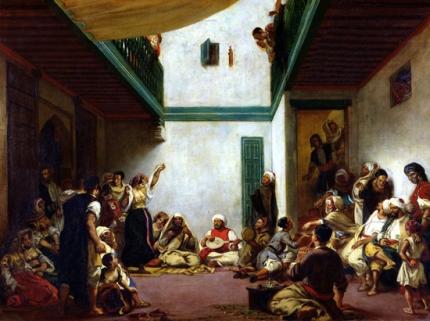 A Jewish Wedding in Morocco