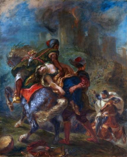 The Abduction of Rebecca 1846