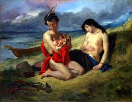 The Natchez 1835
